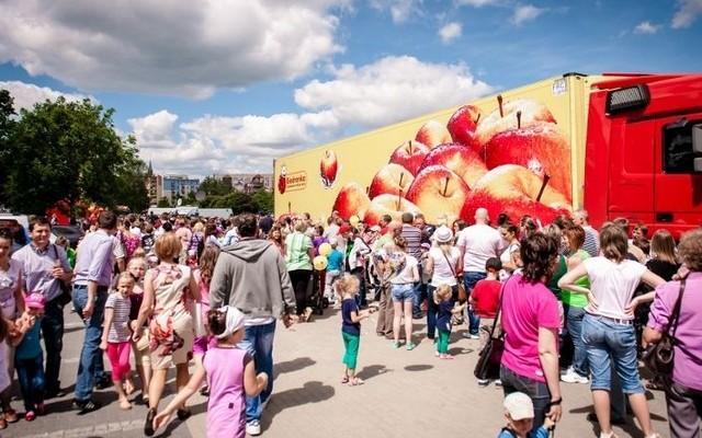 Biedronka i Caritas zapraszają  na festyny z okazji Dnia Dziecka