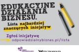 """FOB i """"Rzeczpospolita"""" przygotują pierwszą listę działań edukacyjnych firm"""