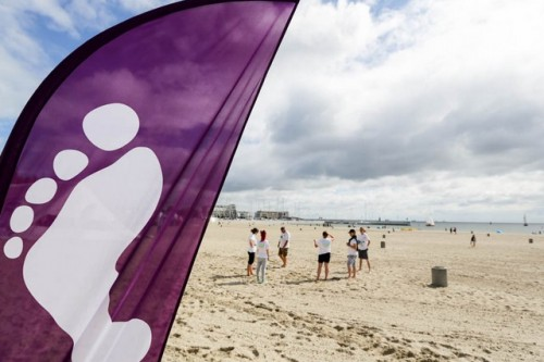 30 lipca – Dzień Bez Parawanu na plaży w Łebie