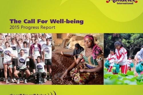 Mondelēz International ogłasza  globalny raport społecznej odpowiedzialności