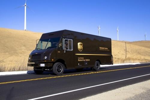 """UPS zrealizował cele zrównoważonego rozwoju pokonując miliard """"czystych"""" mil"""