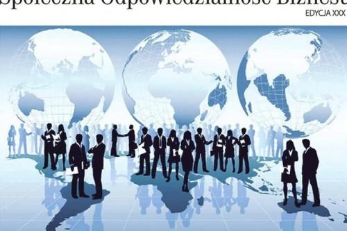 XXX. edycja wyróżnień Raportu CSR