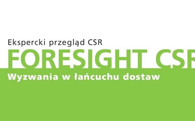 Foresight CSR – Ekspercki przegląd CSR