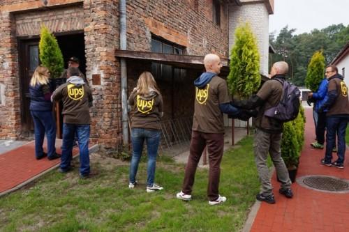 UPS organizuje ponad 300 wydarzeń na całym świecie z udziałem wolontariuszy