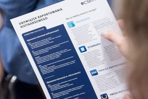 10 lat raportowania niefinansowego w Polsce