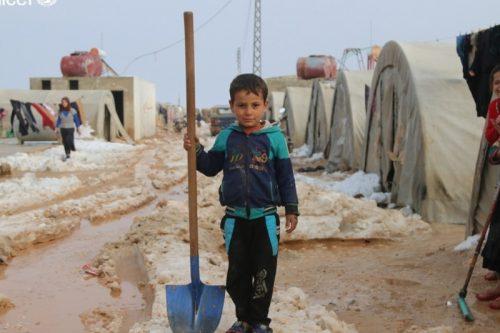 UNICEF apeluje o pomoc dla 48 mln dzieci na świecie