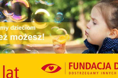 Fundacja DHL – razem pomagamy już od 5 lat!