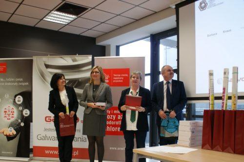 ANWIL fundatorem nagród w konkursie chemicznym Politechniki Łódzkiej
