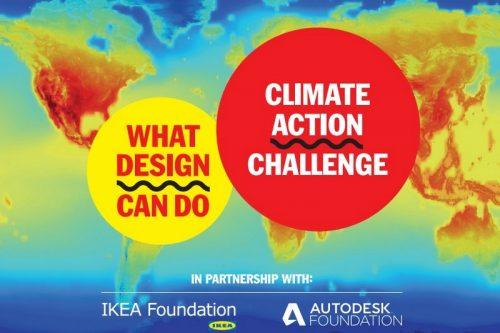 IKEA Foundation i Autodesk Foundation  w walce ze zmianami klimatu