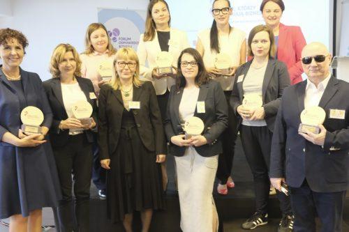 Ludzie, którzy zmieniają biznes w Polsce nagrodzeni przez Forum Odpowiedzialnego Biznesu
