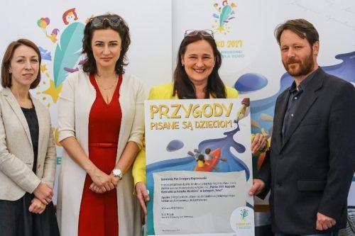 Grzegorz Majchrowski laureatem konkursu Piórko 2017
