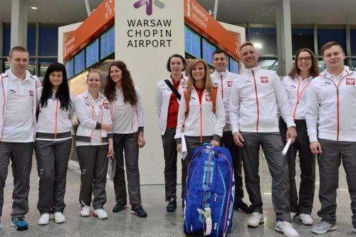 Stowarzyszenie KT Blind Tennis Polska propaguje tenis ziemny dla osób z dysfunkcją wzroku