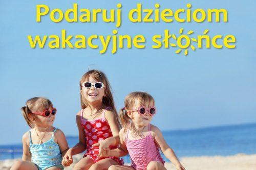 Touroperatorzy wyślą dzieci na bezpłatne wakacje