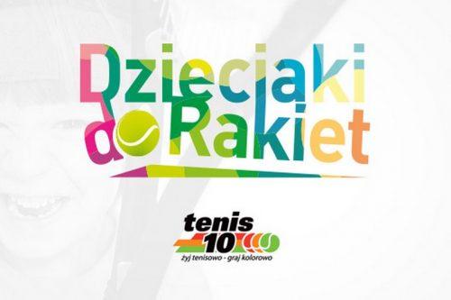 Tenisowe emocje podczas inauguracji akcji Dzieciaki do Rakiet