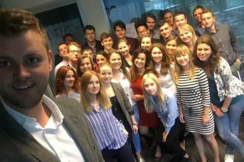 18. letnie praktyki w Nestlé Polska