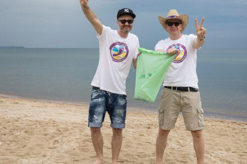 Gdańska plaża posprzątana, czas na Łebę
