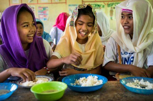 Mastercard i Światowy Program Żywnościowy ONZ  zobowiązują się do sfinansowania 100 milionów posiłków