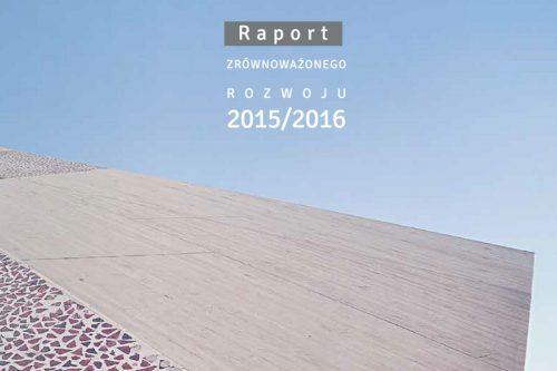 CEMEX Polska opublikował Raport zrównoważonego rozwoju za lata 2015-2016