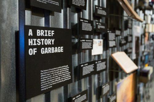 """""""Let's talk about garbage"""", czyli design na rzecz ekologii"""