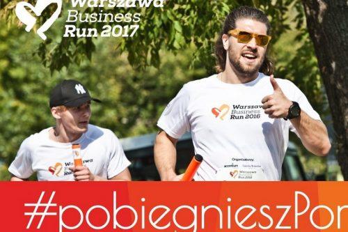Marka Carlsberg wspiera  Business Run 2017
