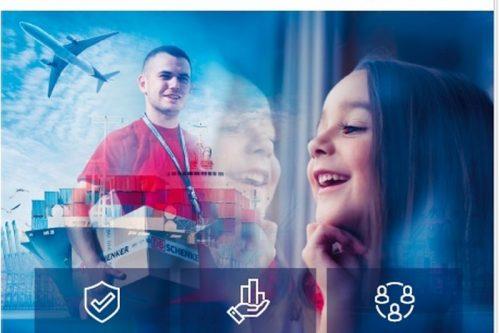 Bezpieczeństwo, rozwój, dialog. Raport Odpowiedzialności DB Schenker w Polsce