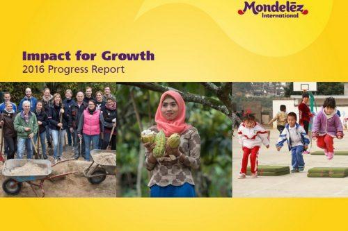 Raport społecznej odpowiedzialności Mondelēz International