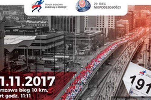 Biegacze uczczą Święto Niepodległości razem z PKO Bankiem Polskim