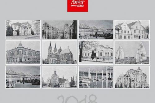 ANWIL promuje Włocławek i talent swojego pracownika