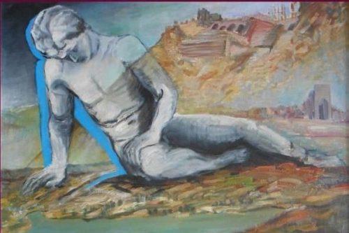 Wernisaż jubileuszowej wystawy malarstwa Marii Wollenberg-Kluza