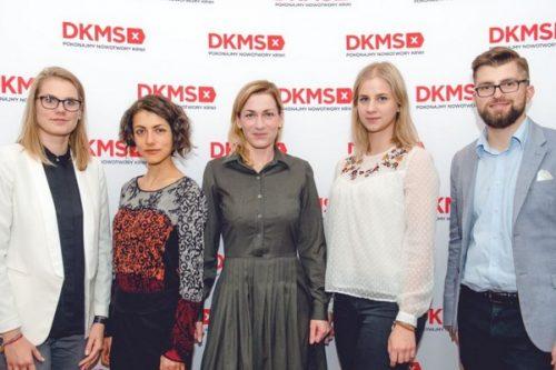 Dziewiąta edycja projektu fundacji DKMS Helpers' Generation