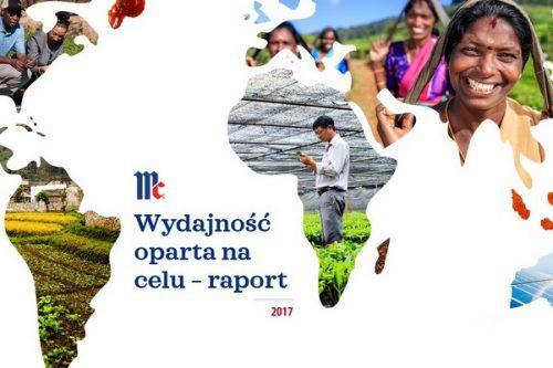 McCormick publikuje raport CSR