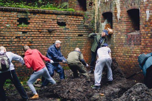 Wolontariusze Wrigley wspierają swoich sąsiadów