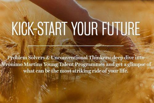 Grupa Jerónimo Martins uruchamia nową witrynę dla młodych talentów