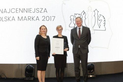 Biedronka wśród najcenniejszych polskich marek