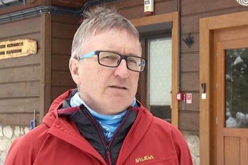 Śmigłowiec Sokół w co trzeciej akcji ratowniczej w Tatrach