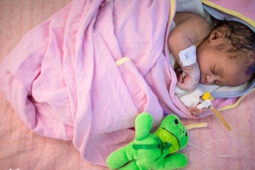 UNICEF alarmuje: świat nie radzi sobie w walce o zdrowie i życie noworodków