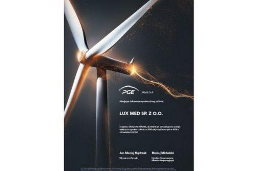 Zielona energia w Grupie LUX MED