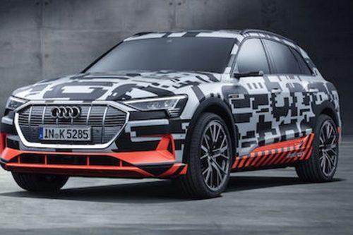 Prototyp Audi e-tron: przedsmak pierwszego  w pełni elektrycznego modelu czterech pierścieni
