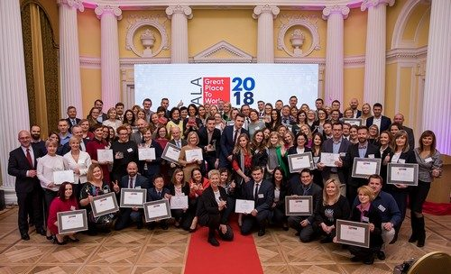 25 Najlepszych Miejsc Pracy w Polsce