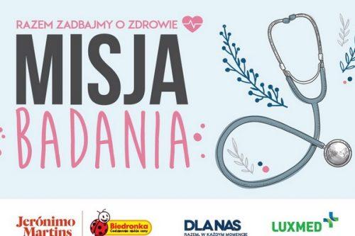 """Biedronka szerzy wśród pracowników """"Misję Zdrowie"""""""