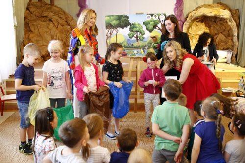 Eco-edukacja Grupy VIVE w przedszkolach