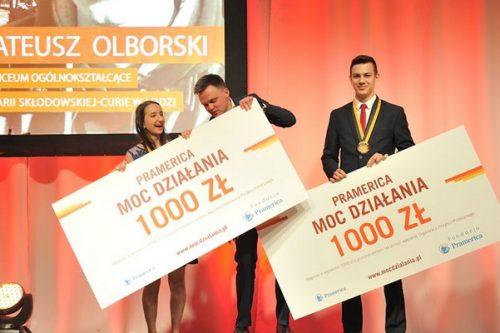 Młodzież o złotym sercu: zwycięzcy programu Pramerica Moc Działania