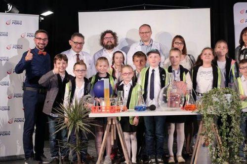 Fundacja PGNiG: Lekcja czystego powietrza w Skawinie