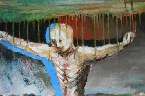 Wernisaż wystawy malarstwa Marii Wollenberg-Kluzy