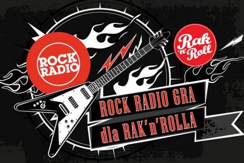 Rock Radio gra dla Rak'n'Rolla