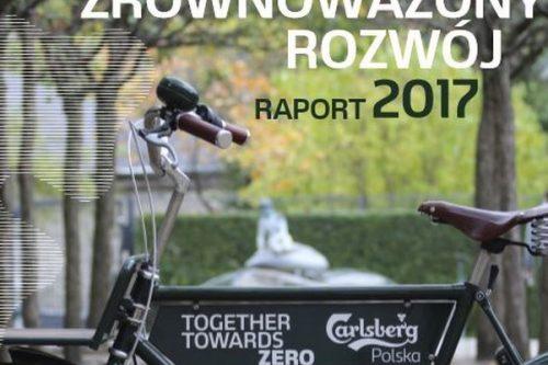 Drugi Raport Zrównoważonego Rozwoju Carlsberg Polska