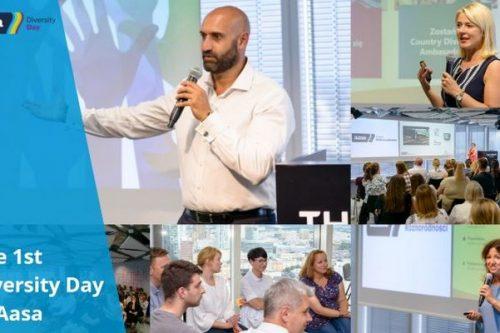 Aasa Polska edukuje pracowników w ramach Dnia Różnorodności