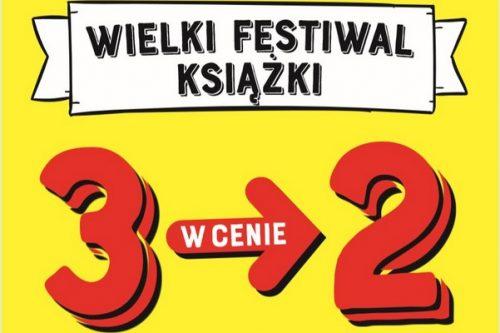 """Biedronka kreuje modę na czytanie i ogłasza """"Wielki Festiwal Książki"""""""