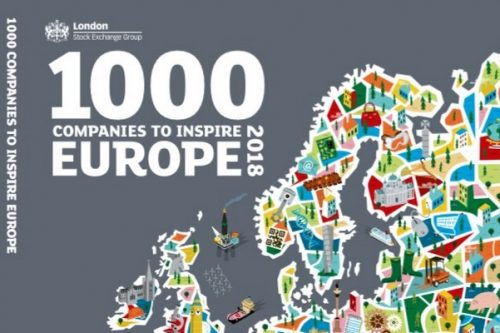 Adamed wśród najbardziej inspirujących firm w Europie według London Stock Exchange