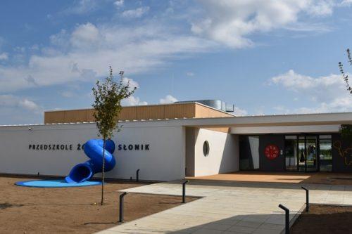 """Kolejne przedszkole dla dzieci pracowników FABRYK MEBLI """"FORTE"""" S.A. już otwarte"""